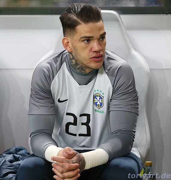 Brasilien Torwart