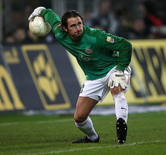 Torwart Mainz 05