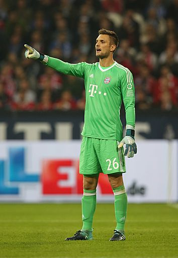 torwart fc bayern s ulreich. Black Bedroom Furniture Sets. Home Design Ideas